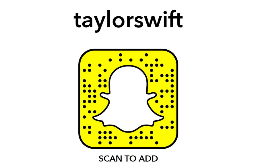 Taylor Swift - Snapchat