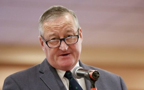 Mayor Kenney met with immigrant advocates, 'abolish ICE' protesters Monday