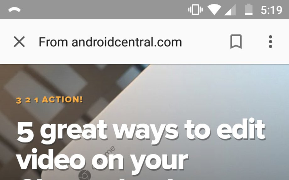 5 great ways to edit video on your Chromebook