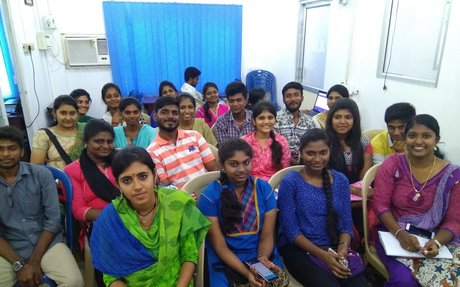 bca project centers in chennai