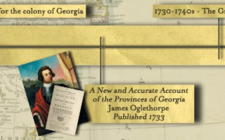 Georgia Historical Society Primary Sources - Colonial GA