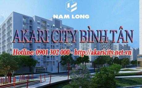 Sở hữu căn hộ cao cấp Akari City Bình Tân - Chủ đầu tư Nam Long