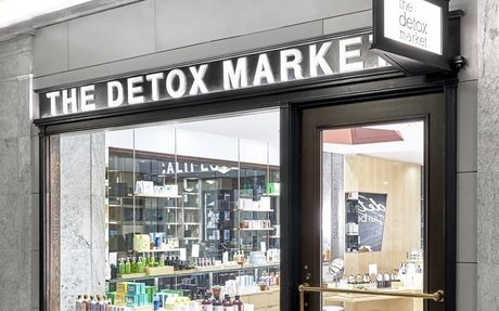 The Detox Market expands its Retail Footprint