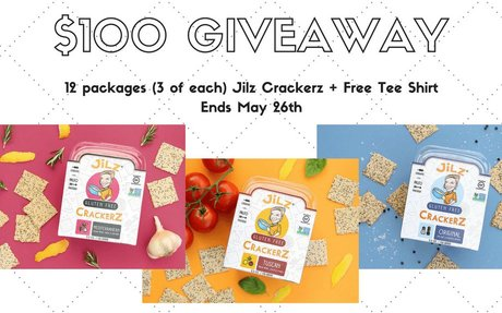 $100 Jilz Crackerz Giveaway