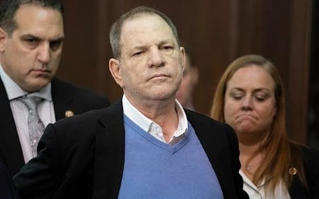 Weinstein granted bail for $1 mn, ordered to wear GPS monitor