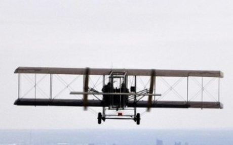 5) Wright Brothers - Inventions