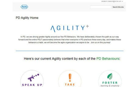 The New PD Agility Influencer resource