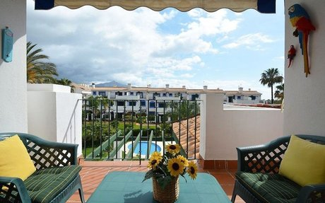 Sjarmerende leilighet med 3 soverom 200 meter fra stranda - San Pedro de Alcántara (R26722