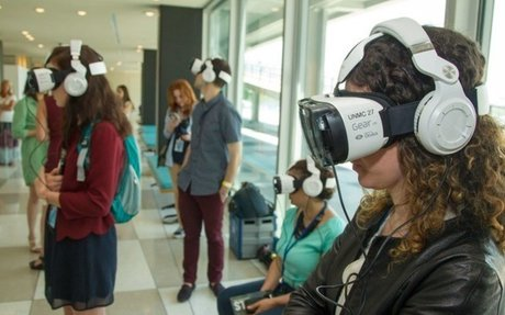 With virtual and augmented reality, UN 'ideas forum' to explore collaboration on Global Go