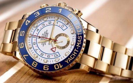 See the Price of the Rolex Yacht Master II