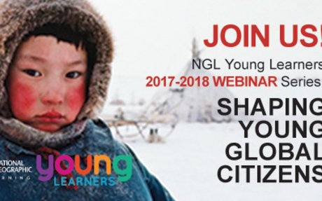 Young Learners Webinars presented by National Geographic Learning - NGL ELT