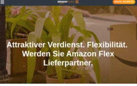 Amazon Flex, oder: hier habt ihr ne App, liefert euch die Pakete