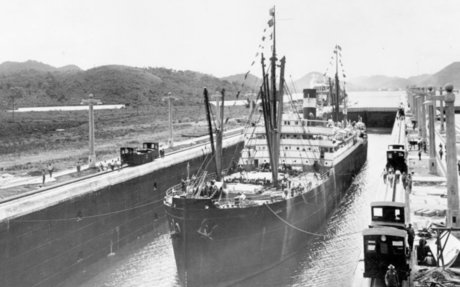 8. The Panama Canal