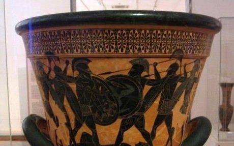 beautiful Greek Pottery