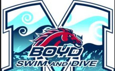 Varsity Swim & Dive Results