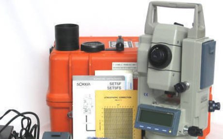 Sokkia Set 6F Total Station Training Manual