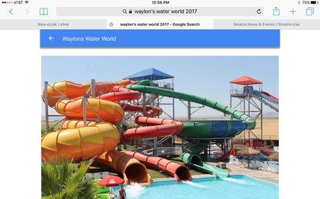 Waylon's Water World