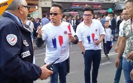 Exigeant plus de protection, des Chinois de France victimes de nouvelles agressions - www.