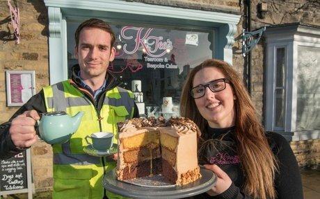 The Limes opening, Leyburn | Latest News | Yorvik Homes