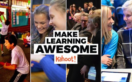 Kahoot!: Learning Games - Make Learning Awesome!