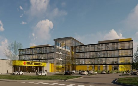 Giant Tiger Continues Rapid Canadian Store Expansion as it Breaks Ground on New HQ