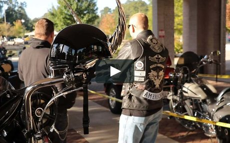 Supporting our Military Heroes Fundraiser Ride and Car Show