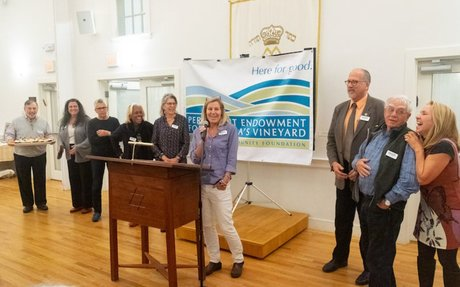 Permanent Endowment Grants Celebrate Island Nonprofits