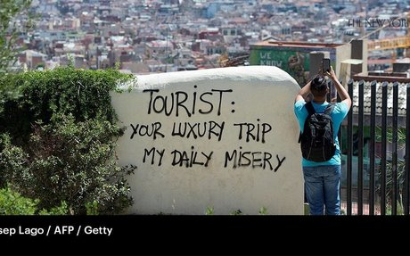 The Airbnb Invasion of Barcelona