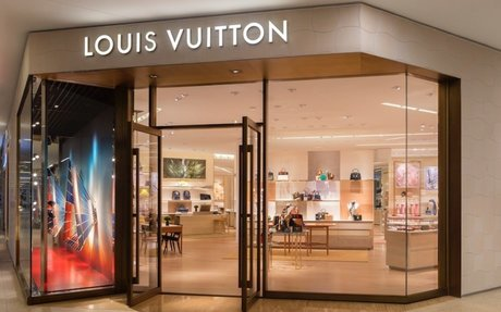 Louis Vuitton Opens Standalone West Edmonton Mall Store [Photos]