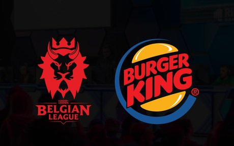 Belgian League cooks up sponsorship from Burger King