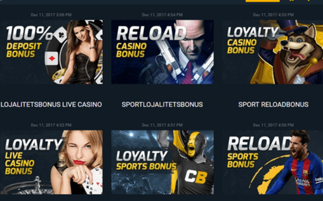 Campeonbet offers over 30.000 live betting events every month and more than 1000 casino