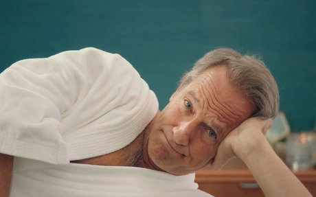 Mike Rowe Gets a Real Prostate Exam, on Camera, From His Real Doctor in This Amusing PSA