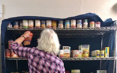 Sustaining Gifts Help Island Food Pantry Year-round
