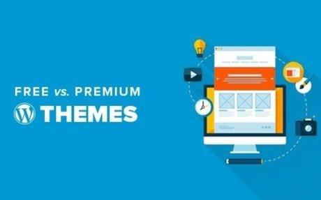 Choosing a WordPress Theme – Free vs. Paid: Things To Consider