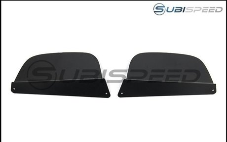 SubiSpeed Exhaust Hole Delete (Cover) for Single Exit Systems - 2015+ WRX / 2015+ STI