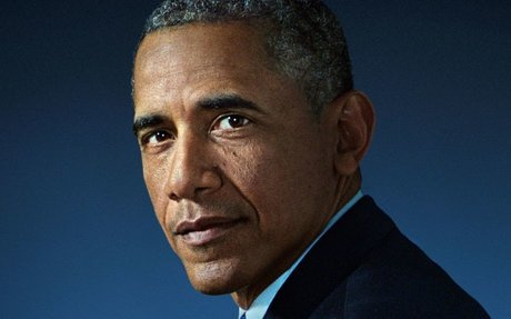 Obama Reckons with a Trump Presidency