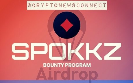 💥💥Spokkz Airdrop & Bounty Program💥💥