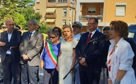 Anniversario liberazione Ancona, Mancinelli: «La memoria è importante per non ricadere più