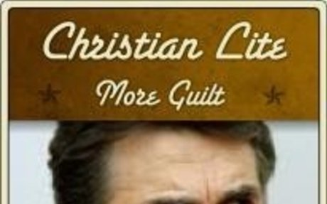 "Rick Perry Endorses ""Christian Lite"" as The Official Beverage of His Presidential Run"
