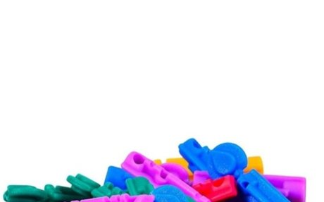 Care Touch Multi Colored Twist Top 300 Lancets
