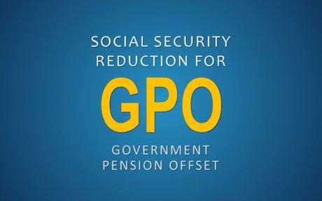 Social Security: Understanding the Government Pension Offset