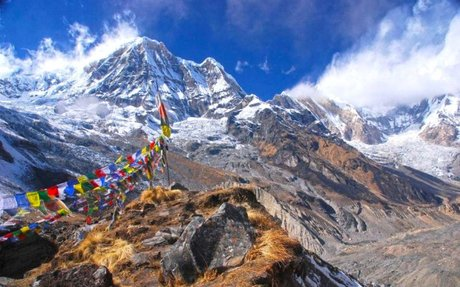 Annapurna Sanctuary Trekking, Annapurna base camp trekking, 10 to 14 days trekking Annapur