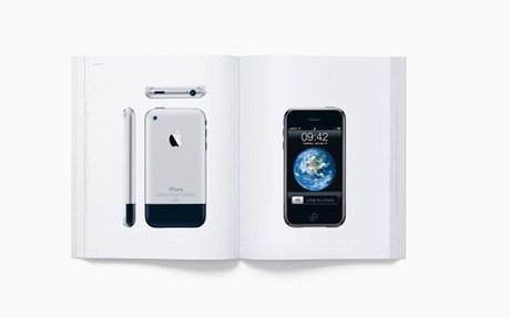 Apple releases a $300 book containing 450 photos of its hardware designs | Latest News & U