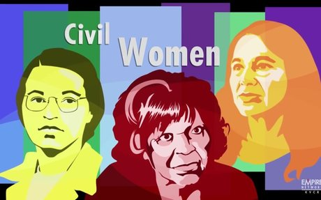 Civil Women - Women's History Month