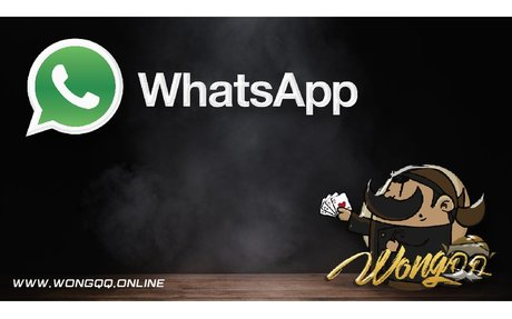 WongQQ : WhatsApp Official