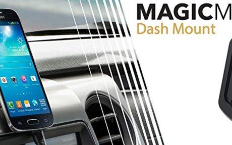 Amazon.com: SCOSCHE MAGCD2 MagicMount Universal Magnetic Phone/GPS/Tablet CD Slot Mount fo