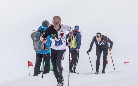 Karl Egloff flamante vencedor de la SkyMarathon® al monte Elbrus