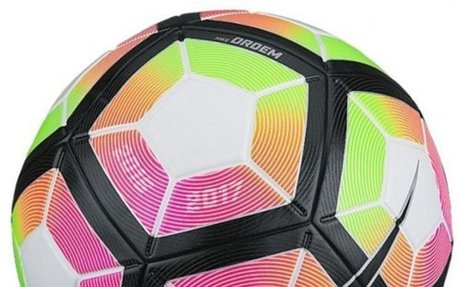 Amazon.com : Nike Premier League Ordem 4 Football Soccer Ball(Hi-Vis) : Toys & Games