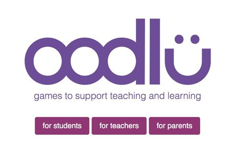 oodlü: Games to support learning and teaching