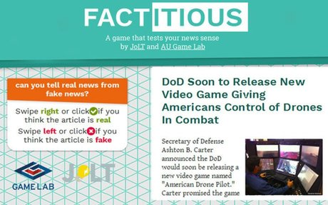 Factitious - is it real or fake?